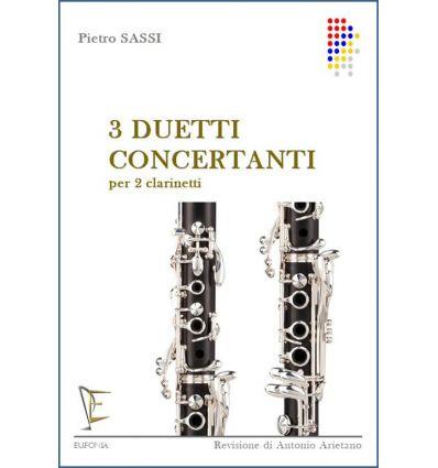 3 Duetti Concertanti