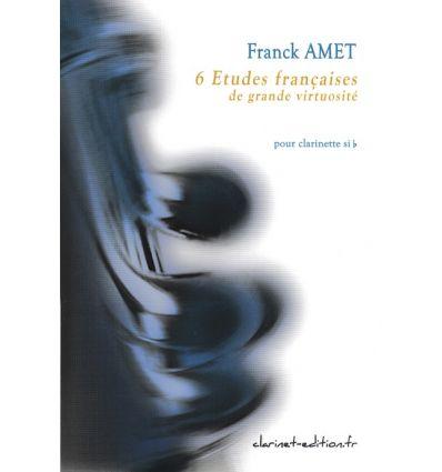 6 Etudes Françaises de Grande Virtuosité