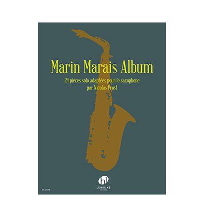 Marin Marais Album