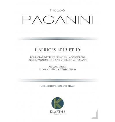 CAPRICES N°13 et 15