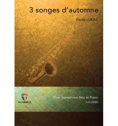 3 songes d'automne