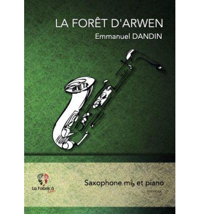 La forêt d'arwen