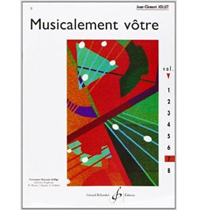 Musicalement vôtre Vol.7