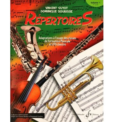 Répertoires Vol1