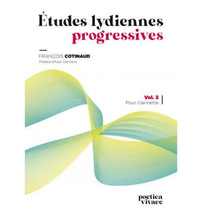 Etudes lydiennes progressives vol.3