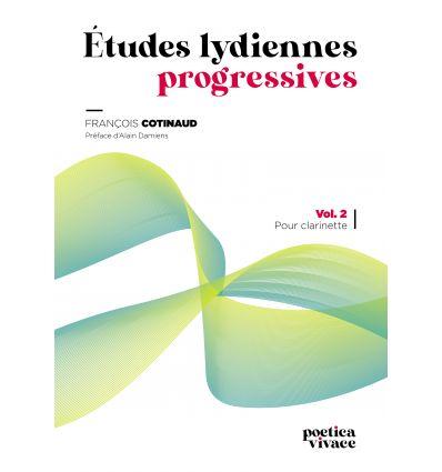 Etudes lydiennes progressives Vol.2