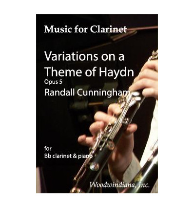 Variations on a theme of Haydn op.5