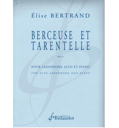 Berceuse et Tarentelle op.14