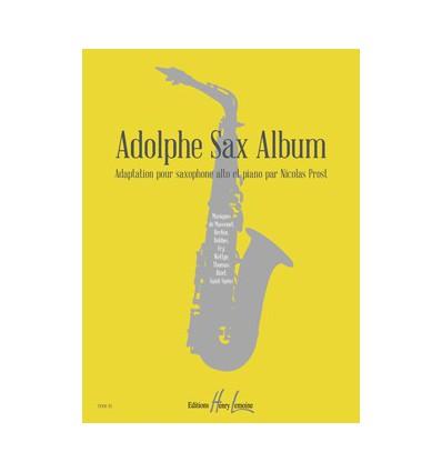 Adolphe Sax Album