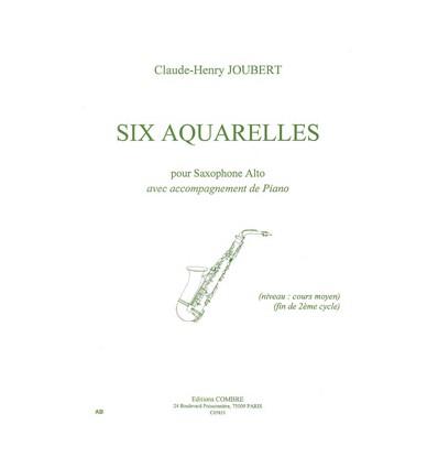 Aquarelles (6)